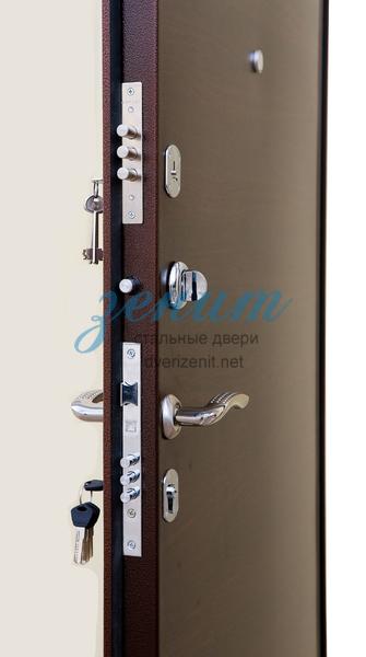 входные металлические двери эконом класса для уличной установки